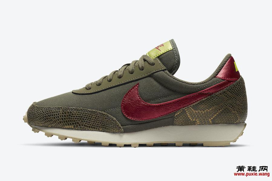 Nike Daybreak WMNS蛇皮CZ0464-200发售日期