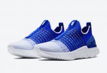 Nike React Phantom Run Flyknit 2'Photo Blue'现已发售 货号:CJ0277-400