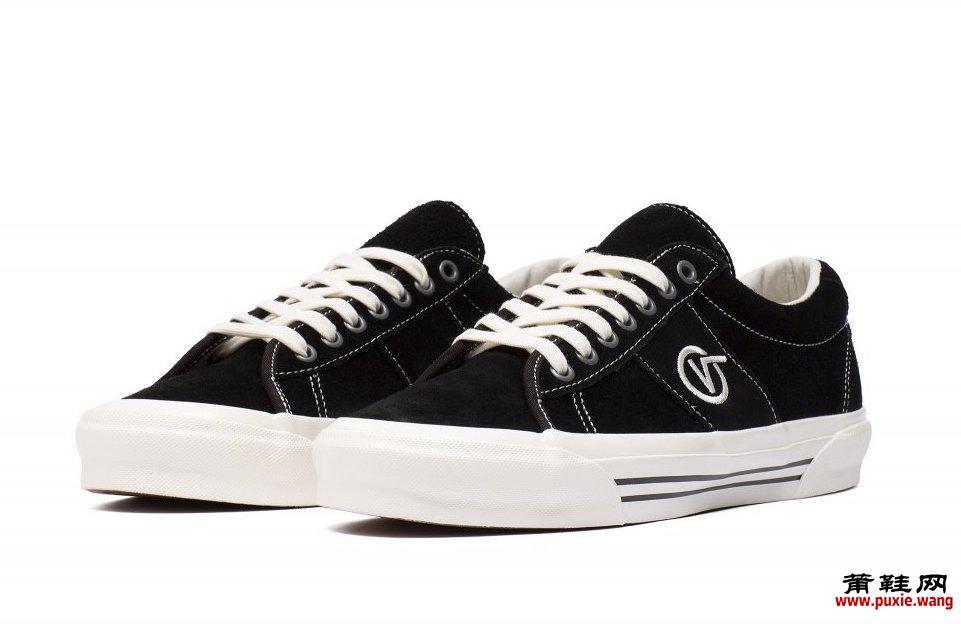 Vans Vault UA OG Sid LX Black White发售日期信息
