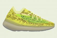 adidas Yeezy Boost 380 Hylte/Calcite Glow黑暗两种反光新配色发布