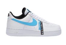 """又一款空军一号全球 Nike Air Force 1"""" Worldwide""""即将发售 货号:CK6924-100"""