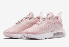 "Nike Air Max 2090""Barely Rose""纯玫瑰色即将上市 货号:CT1290-600"
