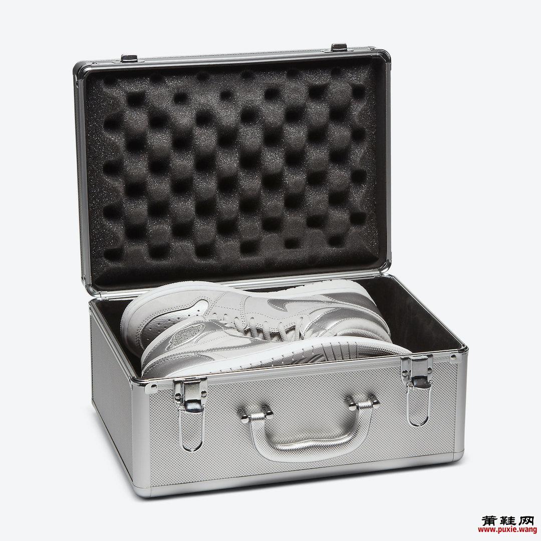 Air Jordan 1 Japan Metallic Silver DA0382-029发售日期