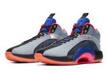杰森·塔图姆(Jayson Tatum)乔丹35代(Jordan Brand)Air Jordan XXXV