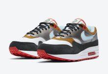 Nike Air Max 1配色刺绣后 跟LOGO 货号:CZ8138-100