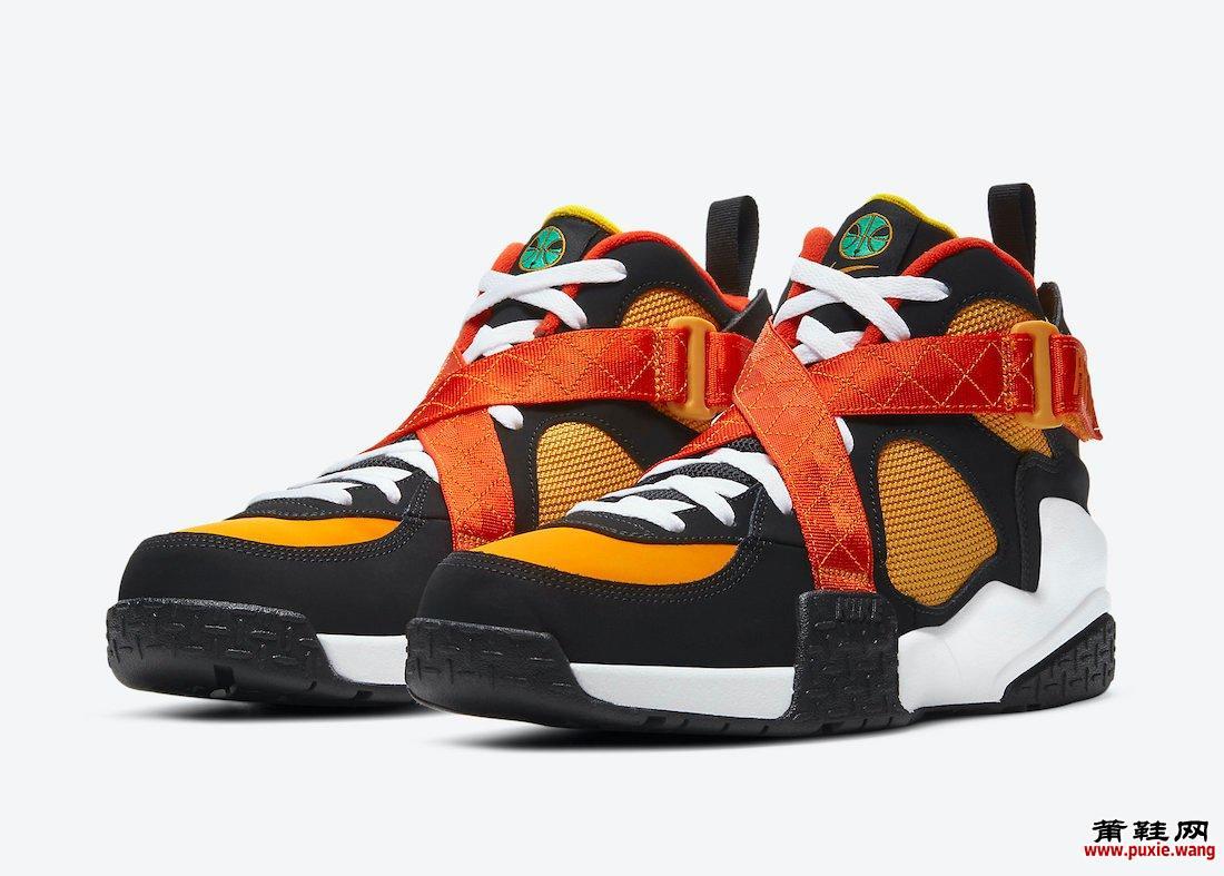 Nike Air Raid'Rayguns'官方图片莆田鞋网释出哪里能买到 货号:DD9222-001
