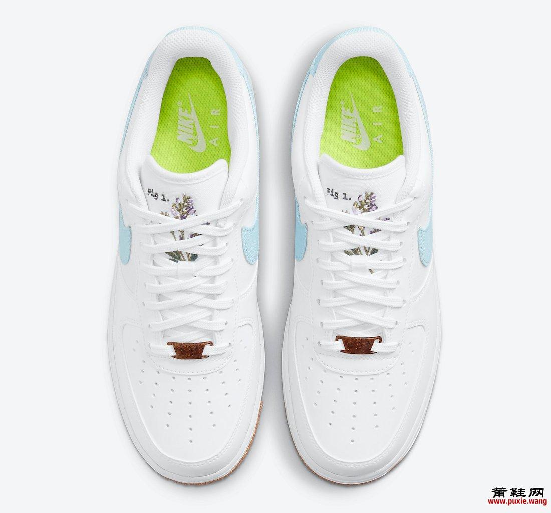 Nike Air Force 1 Indigo CZ0338-100发售日期